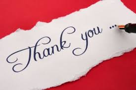 """5 Ways To Say """"Thank You"""""""