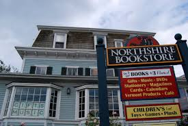 One of my favorite indie bookstores in Vermont