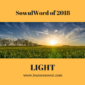 The Word of 2018: Light